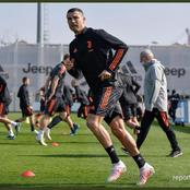 Champions League: Ronaldo Prepares For Juventus Clash Against Porto
