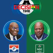 47 Days To 2020 Elections: A New Online Poll Predicts The Winner - Check Reactions From Ghanaians