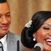 Check out pictures of Sophie Ndaba and her ex husband whom their marriage lasted 6 months.