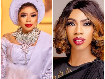 Met Two Nigerian Crossdressers Who Rock Traditional Asoebi Outfits Well