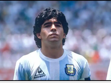 Top 3 Achievements made by Diego Maradona during his career as a footballer.