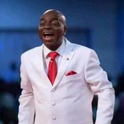 Bishop David Oyedepo Gives Advice To Christians Concerning Offering.