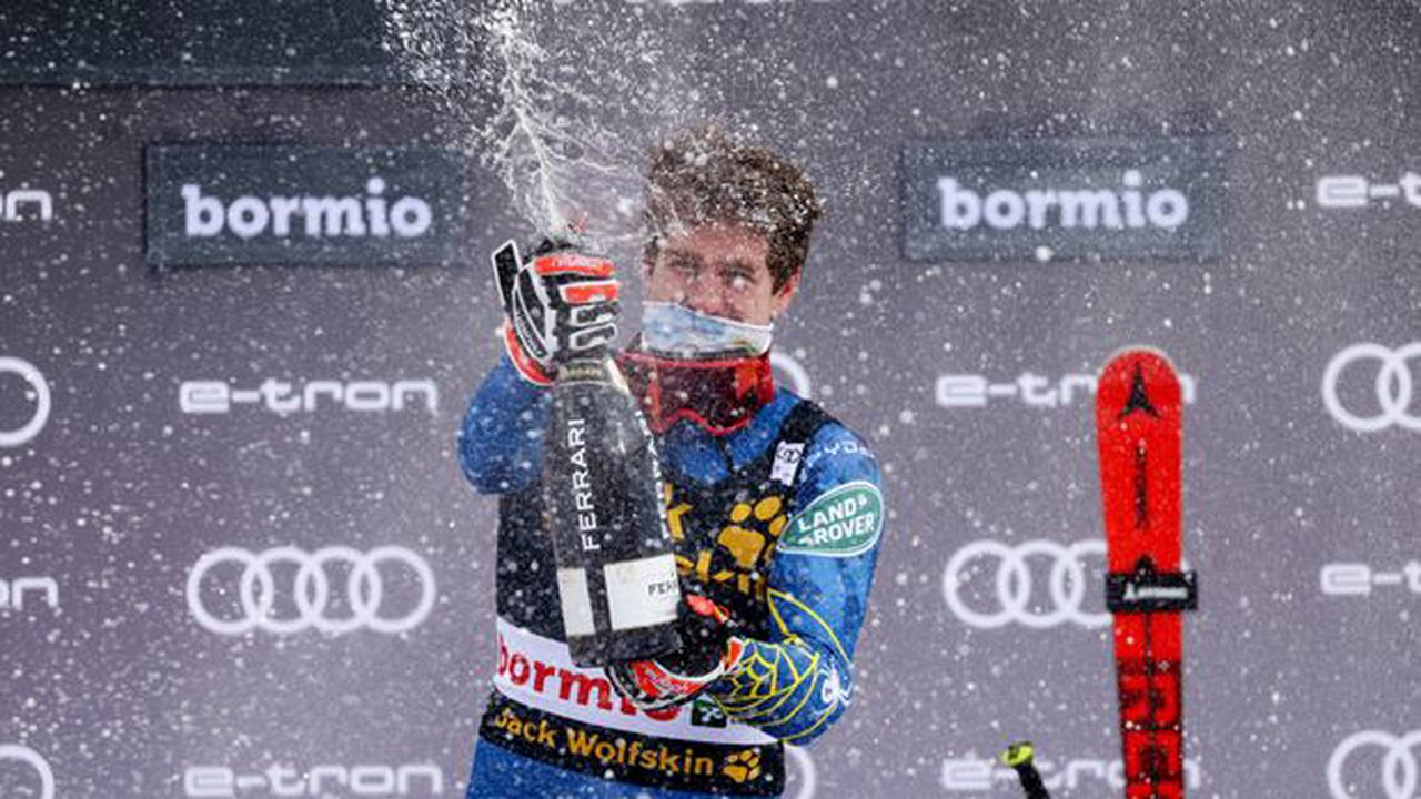 American Alpine skier Ryan Cochran-Siegle takes first World Cup win in Bormio, Italy