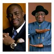 FFK: Jonathan is a blessing to Nigeria. He has been before & will be again.