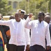 Is The Handshake Ending Prematurely Following ODM's James Orengo's Remark?