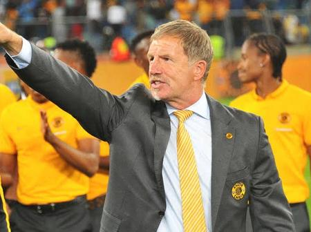 Kaizer Chiefs Complete The Signing Of Prolific Forward For The Next Season
