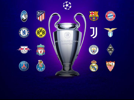 Uefa Champions League: Six More Days Before Round Of 16 Matches Kick Off