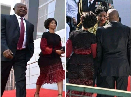 Who is Nonhlanhla Patience Mnisi: The wife of Vice President David Mabuza ? Profile