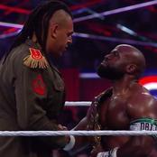 Nigerian Wrestlers Win Two WWE Heavyweight Belts At WrestleMania 37
