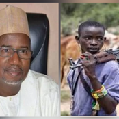 See What The Gov. Of Bauchi State Promise Fulani Herdsmen After Begging Them Not To Carry Ak-47 Guns