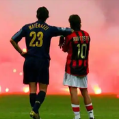Photos: On this day in 2005, see the iconic moment that happened in a Milan derby