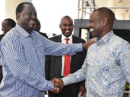 'Heshimu Baba', Tangatanga MP Says Raising Speculations