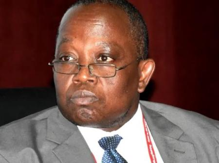 Auditor-General, Daniel Domelevo meets his retirement note barely 24hrs after resuming work.(see)