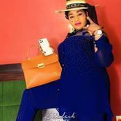 Meet Fatima Isah Muhammad Kannywood Actress. PHOTOS