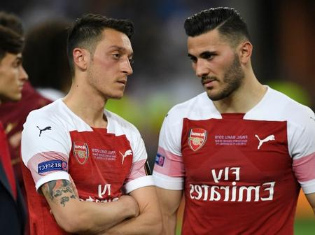 DONE DEAL: Arsenal Star Returns To Former Club