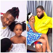 Photos Of Ghanaian Musicians and Their Beautiful Daughters