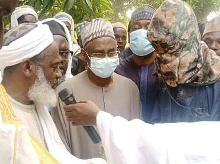 Kagara: How Sheikh Dr. Ahmad Gumi Entered Niger State Tagina Forest To Reconcile Gunmen