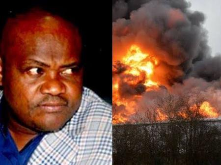 Attack On Governnor Wike's Father's Church has been Confirmed & two suspects arrested by the police