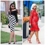See These Beautiful Outfits For Pregnant Women