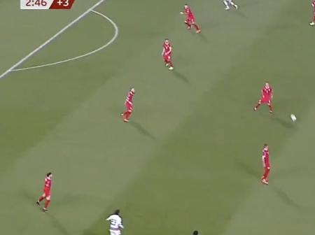 SRB vs POR: How on earth is this not a goal?
