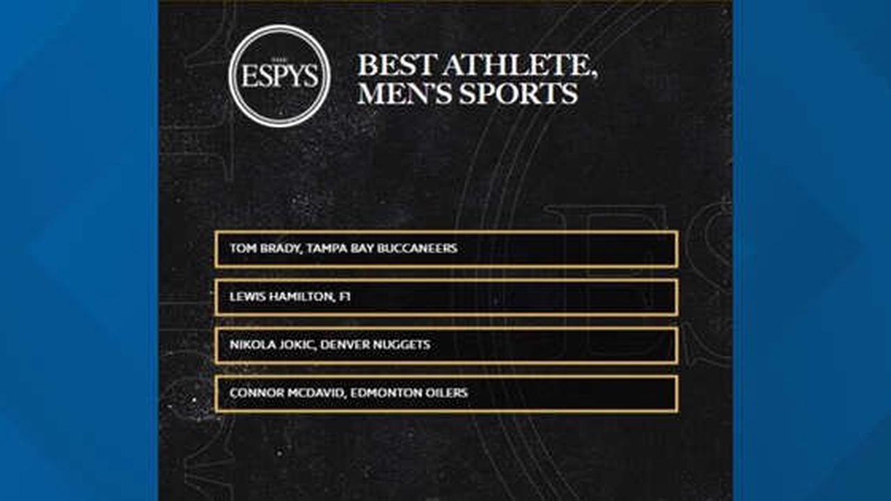 MVP Jokic nominated for two top ESPY awards, MacKinnon snubbed