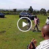 DP Ruto Takes Narok County by a Storm as He Makes an Early Wednesday Morning Arrival(Video)