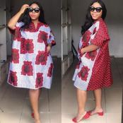 Pregnant Mothers, Check Out These Latest Ankara Gown Styles for you