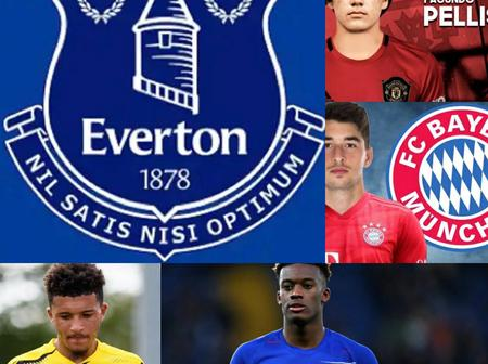 UPDATE: New Star To Undergo His Medicals For Everton, Pellistri To Manchester United.