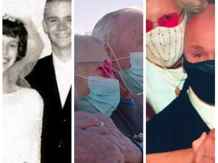 55 years after this couple divorced each other, see what happened to them (Photos)