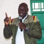 Joshua Kutuny Reveals Jubilee's Plan to Form a New Coalition