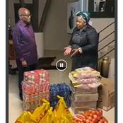 Dudu Went To See Jacob Zuma At Nkandla, That Got People Talking, Watch Full Video!