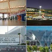 Photos Of 5 Most Beautiful Airports in Africa
