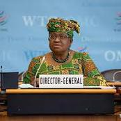 Nigerians Are Engrossed By Okonjo Iweala's Rise To Stardom And Her Appearance Was Almost Unnoticed