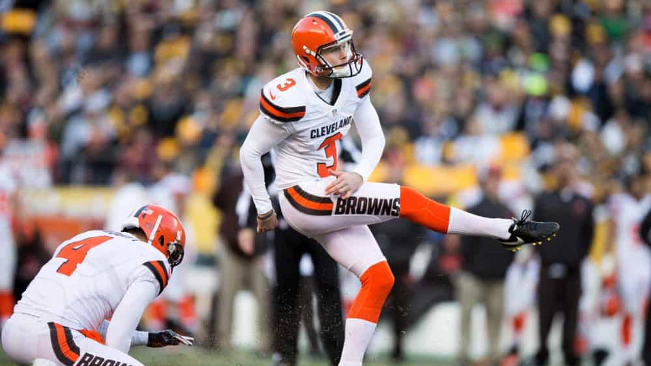 Cody Parkey Has Become A Cause For Concern For Browns