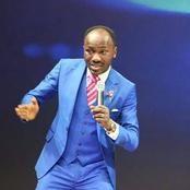 After Arsenal Played Draw With Burnley, See What Apostle Johnson Suleman Said