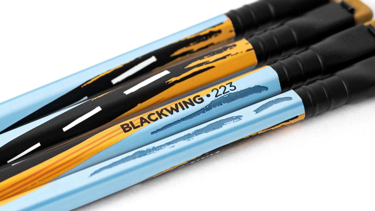 Blackwing Pays Tribute To Woody Guthrie With Pencil and Composition Book