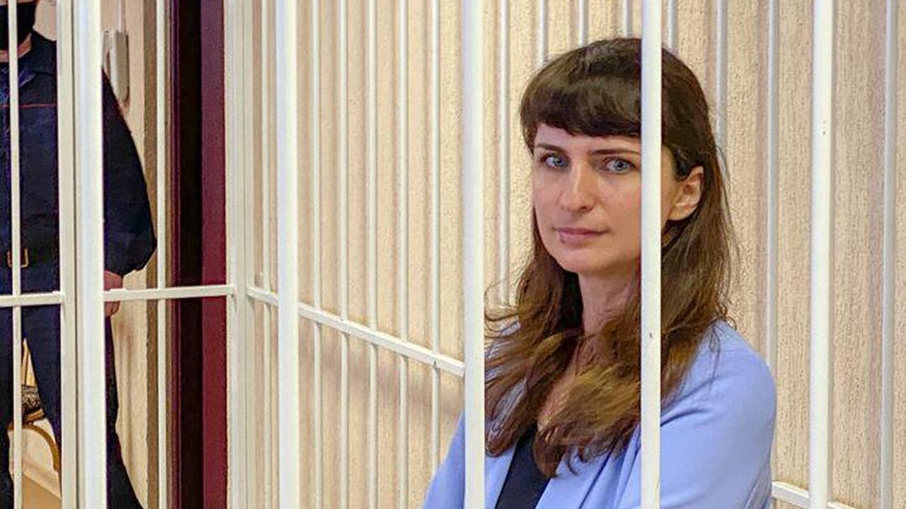 CPJ condemns sentencing of Belarus journalist Katsiaryna Barysevich to 6 months in jail