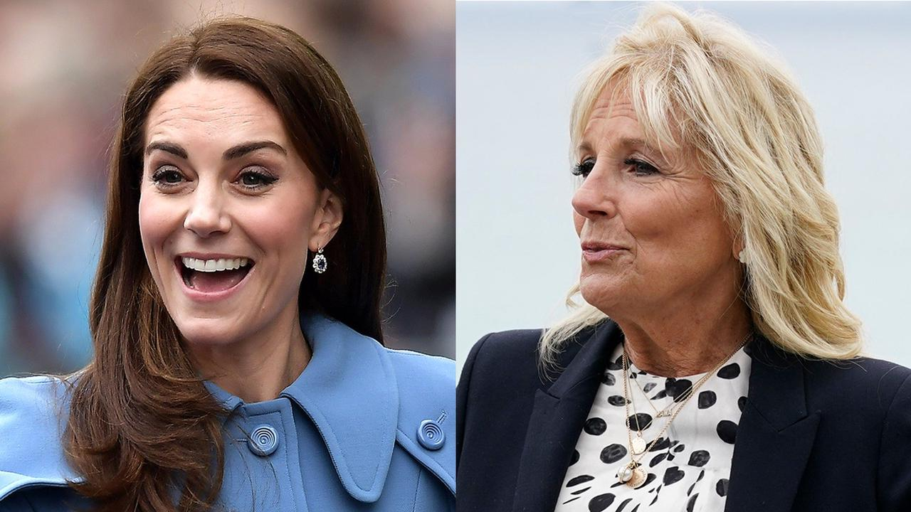Jill Biden and Kate Middleton to meet in Cornwall as G-7 gets underway