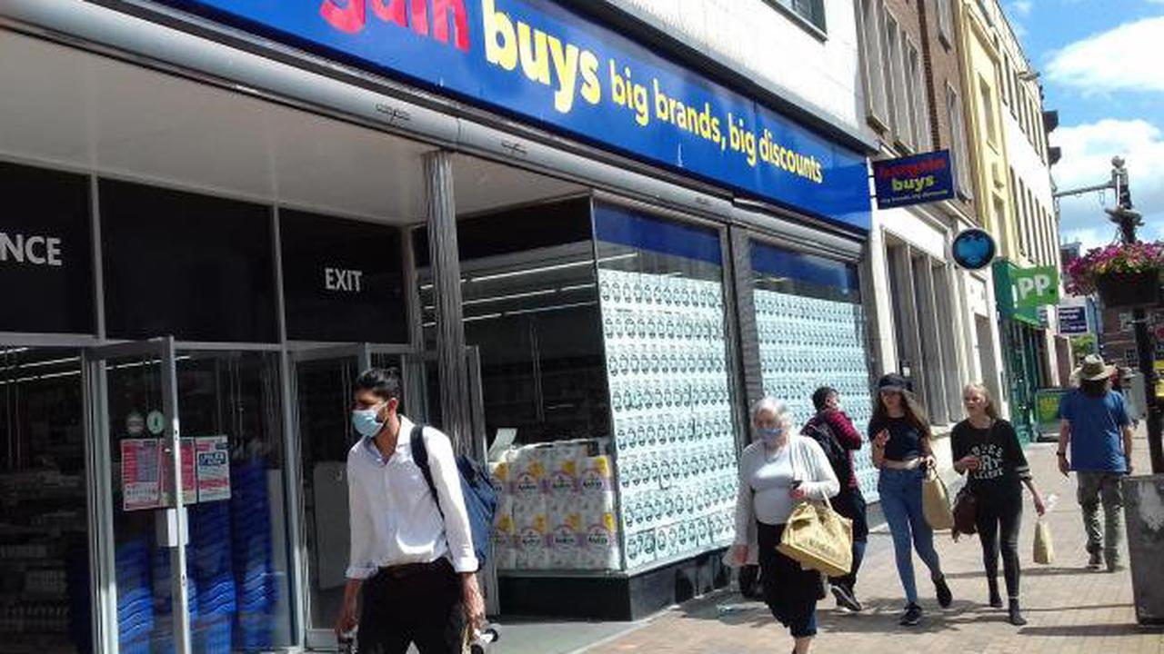 Taunton town centre store announces when it is closing for good