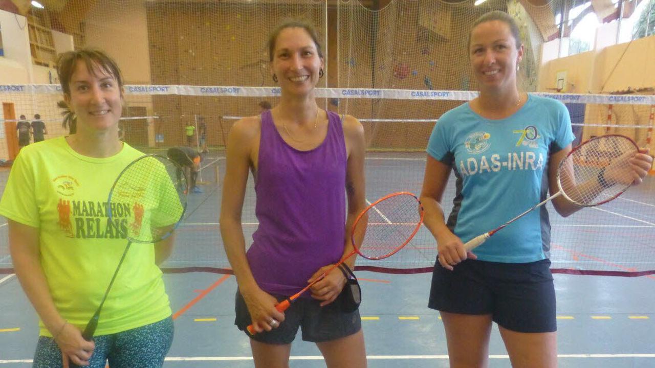 Badminton Ponc'Ain fait ses premiers pas