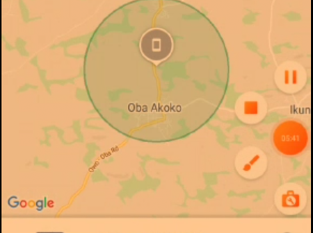 How to track your stolen phone, with google map