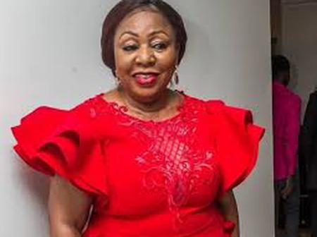 Senator Florence Ita Giwa Clocks 75 Today, Check Out Her Biography With 10 Pictures Of Her