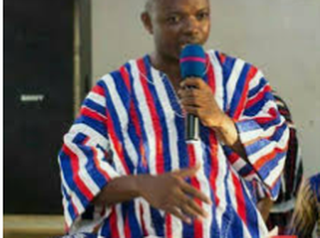 NPP Abronye DC In Hot Waters As He Claims To Have 1st Class Upper In Post Graduate Marketing.