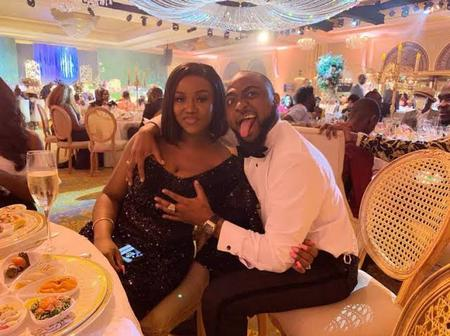 Checkout 3 Times Davido Was Seen Fondling His Babymama, Chioma's Boobs In The Public(Photos)