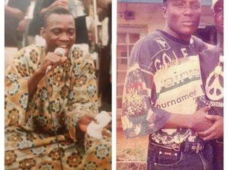 See Old Photos Of Pasuma, Saheed Osupa, Alao Malaika, Sefiu Alao's And Atawewe (Photos)