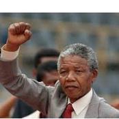 African Hero Nelson Mandela