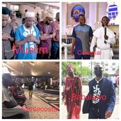 Check out the photos of Sowore in the Church, Mosque and with traditional worshipper