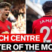 Luke Shaw Deserves The Award, Daniel James Says