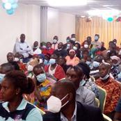 Santé: les contractuels et agents administratifs en grève pour les primes Covid-19 impayées