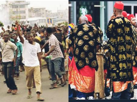 Today's Headlines: Group Gives Igbo 7 Day To Leave their Town, Traders Protest In Oyo State